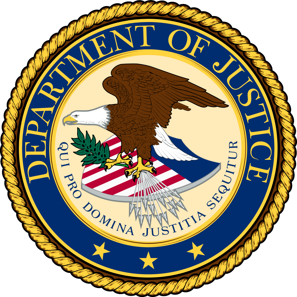 Thumbnail photo of U.S. Department of Justice project