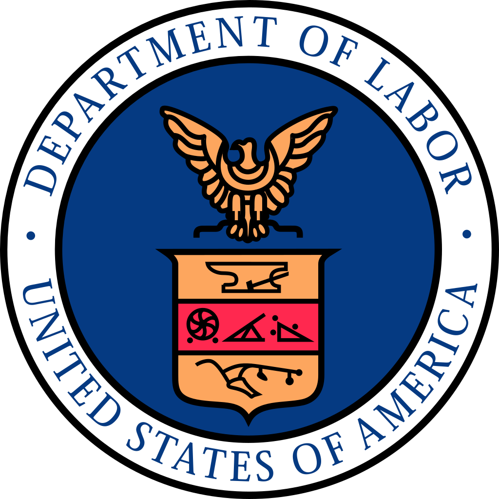 Thumbnail photo of U.S. Department of Labor project