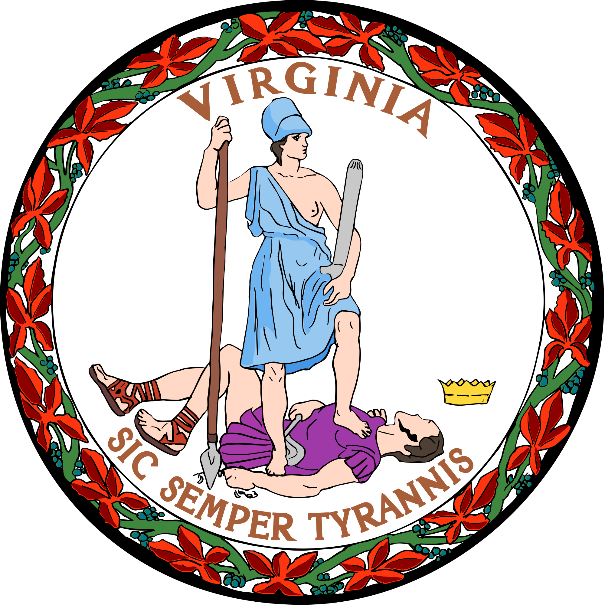 Thumbnail photo of State of Virginia project