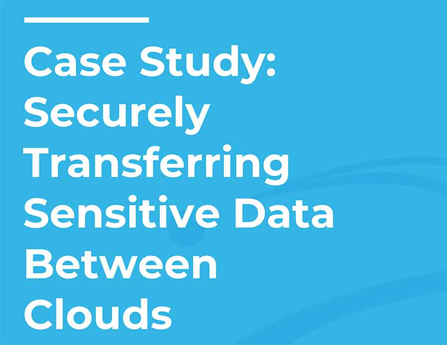 Thumbnail photo of Securely Migrating Data Between Clouds project